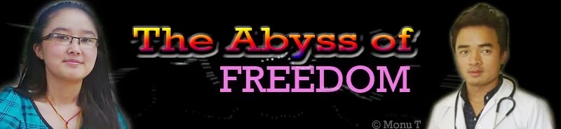 THE Abyss of Freedom