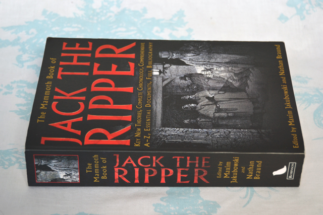 Review of Jakubowski and Braund Jack the Ripper book