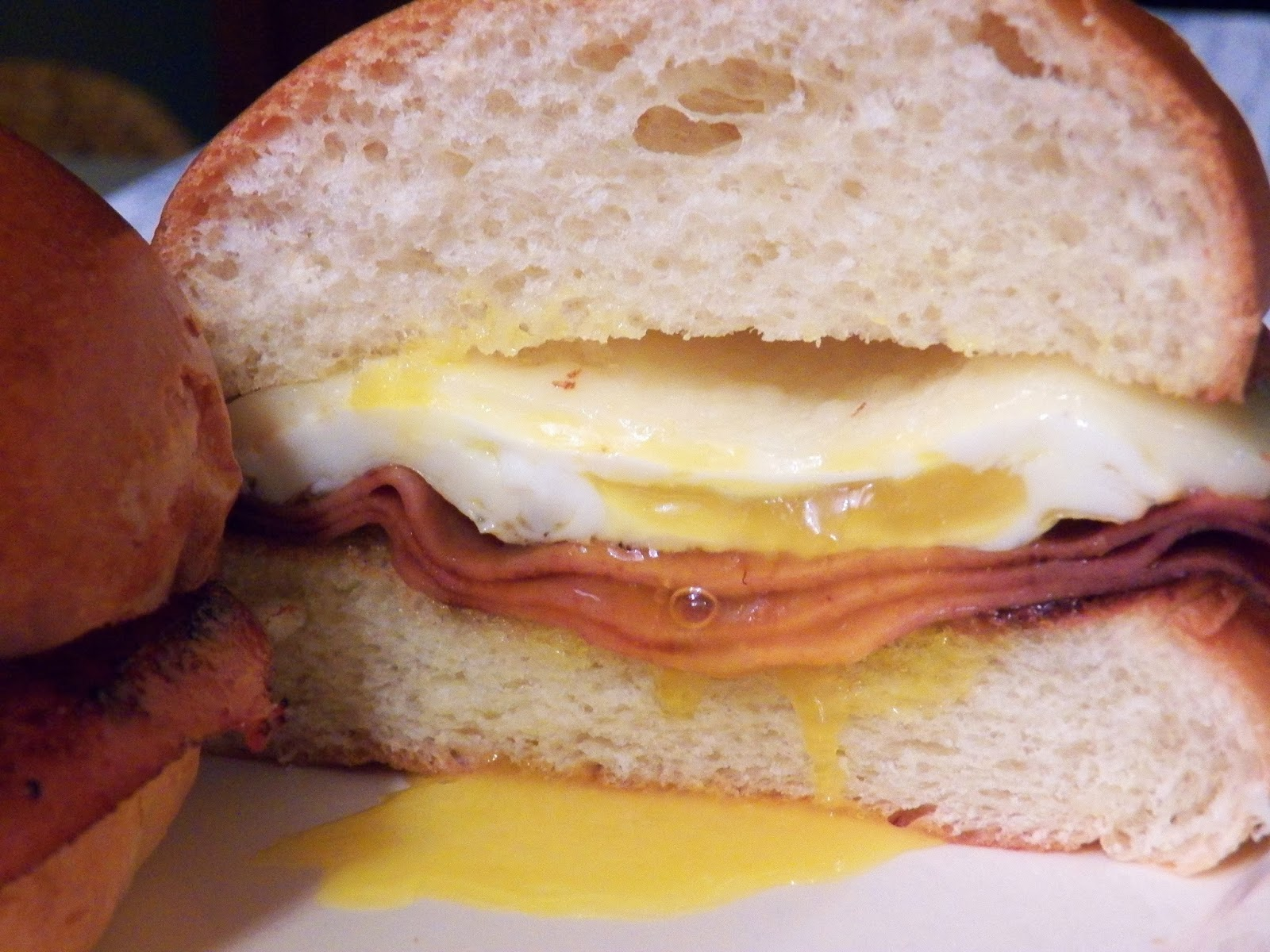 FRIED BOLOGNA AND EGG SANDWICH | In Good Flavor | Great ...
