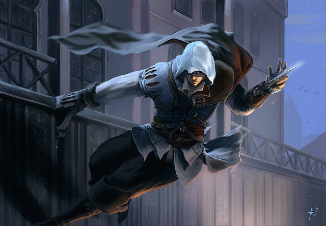 assassins creed ubisoft game