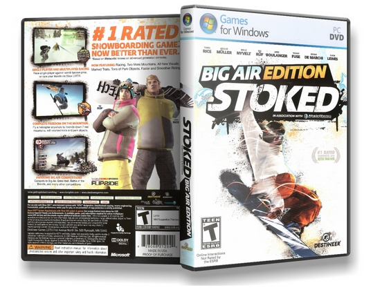 Stoked: Big Air Edition 2011