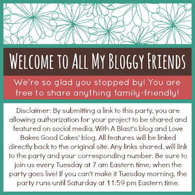 All My bloggy Friends Link Party #47