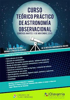 Curso de astronomía observacional