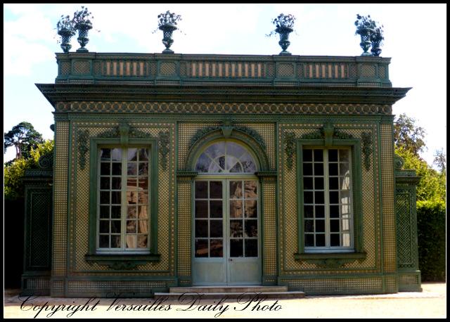 Pavillon Frais Petit Trianon Versailles