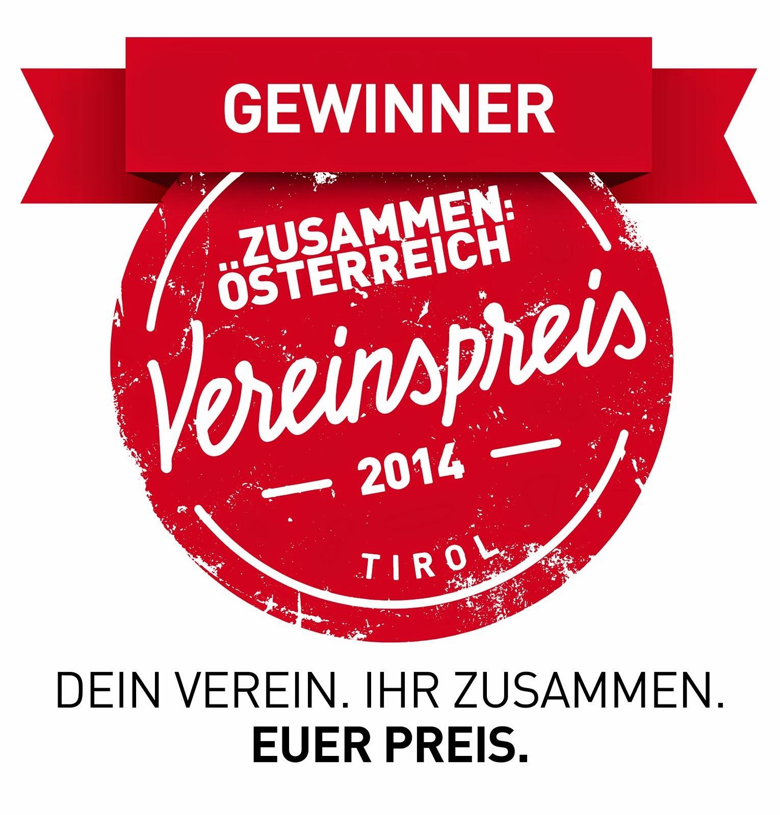 Vereinspreis 2014