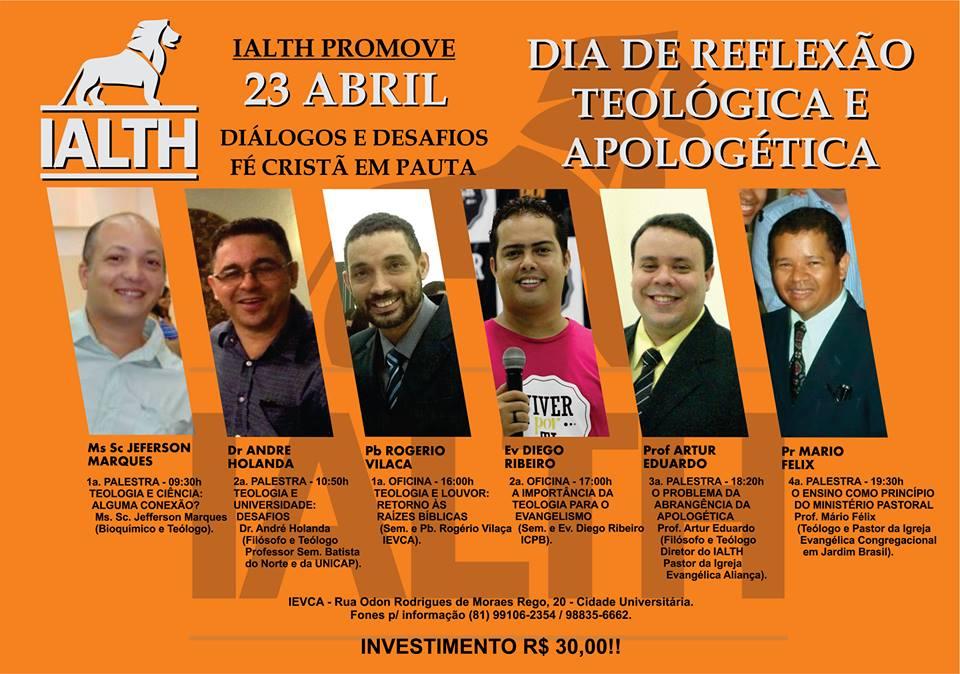 Dia de Reflexão Teológica e Apologética