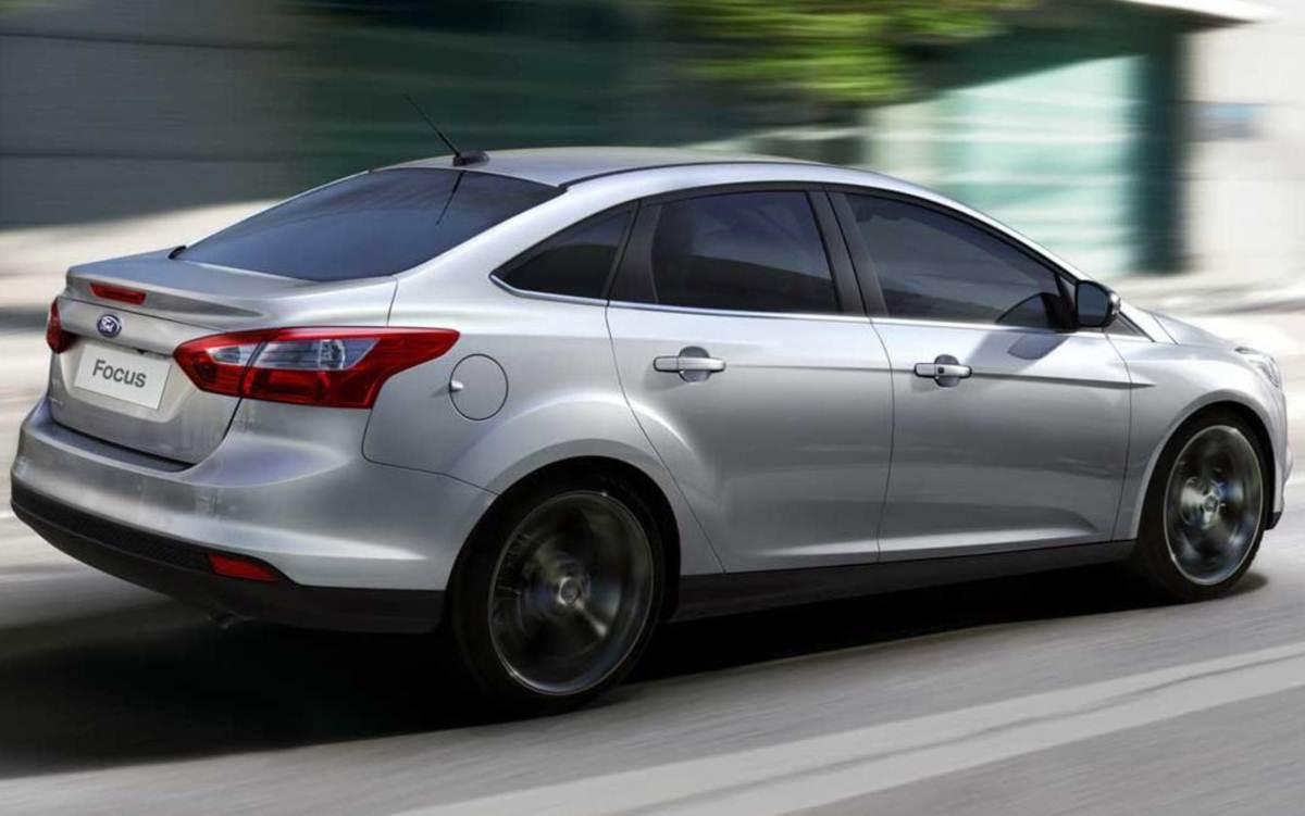 Novo Ford Focus 2014