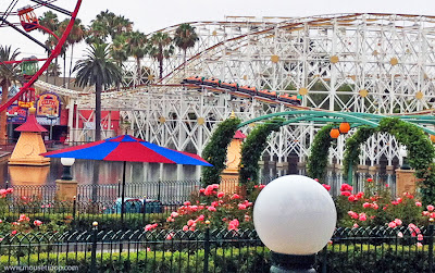California Screamin' Disney California Adventure coaster review