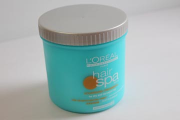 Loreah Hair Spa Creambath