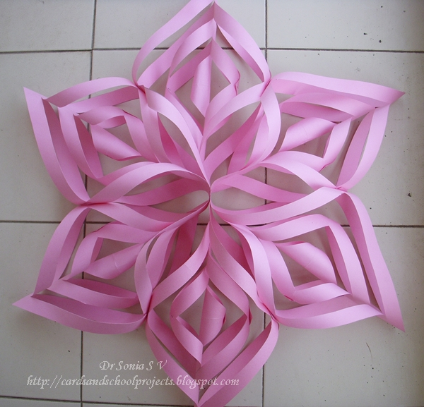 Easy To Make Paper Birthday Decorations Image Inspiration of Cake