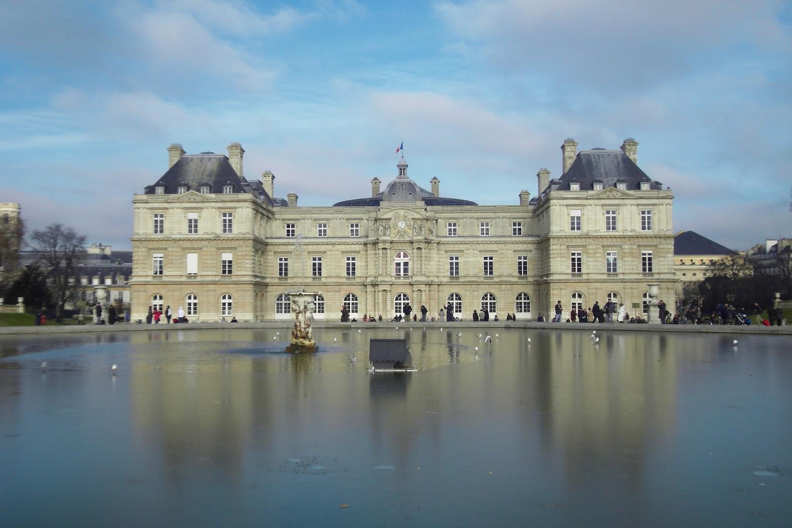 Mes balades en quelques clics paris au jardin du luxembourg for Au jardin du port le palais