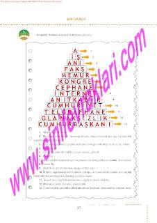 6.Sinif  Turkce Doku Yayinlari Ogrenci Calisma Kitabi Sayfa 37