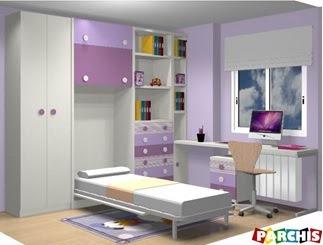 Muebles juveniles dormitorios infantiles y habitaciones juveniles en madrid ventajas de - Habitaciones juveniles camas abatibles horizontales ...