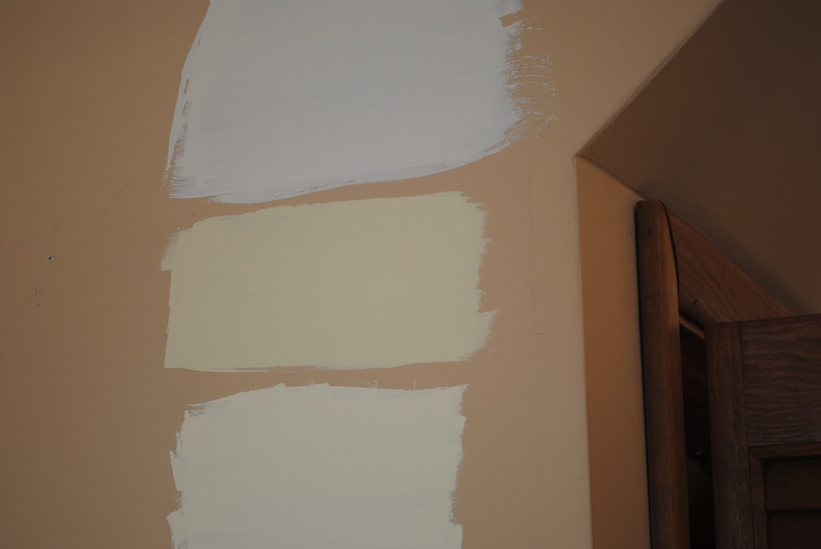 That old house color my worlds part one for Benjamin moore rich cream