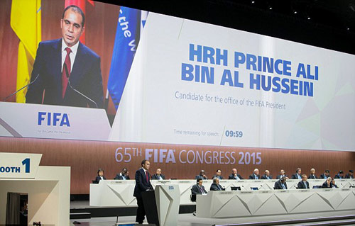 Blatter tái đắc cử Chủ tịch FIFA