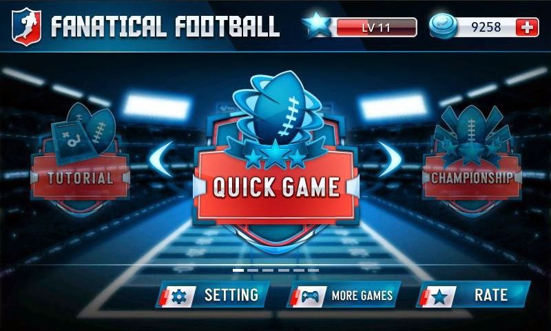 Fanatical Football MOD APK(Unlimited Money) v1.6