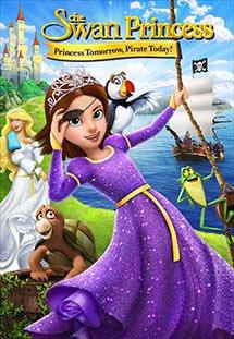 Công Chúa Thiên Nga: Đảo Hoang Bí Ẩn -The Swan Princess: Princess Tomorrow, Pirate Today!