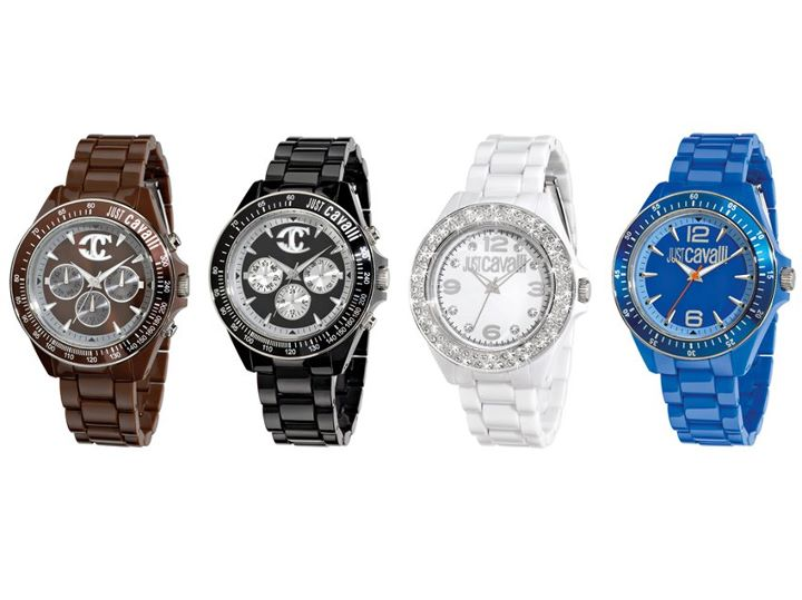 just cavalli watches collection 2012 13