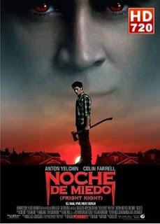 Ver Noche de miedo (Fright night) (2011) online