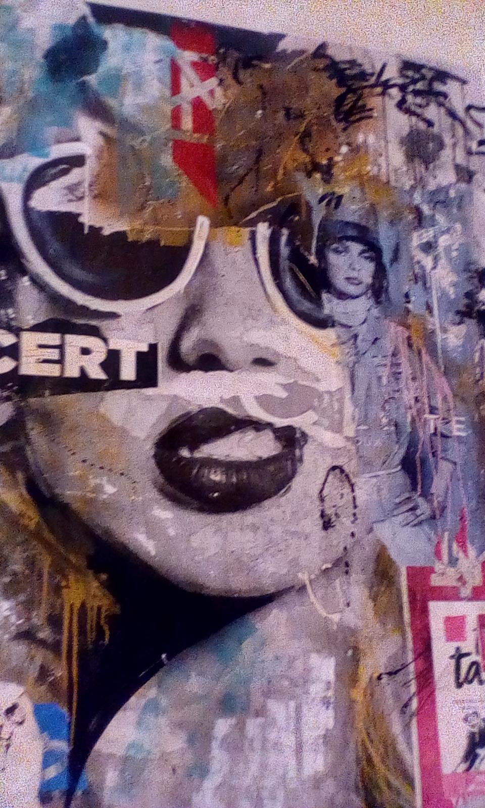 Παρίζιαν γκράφιτυ