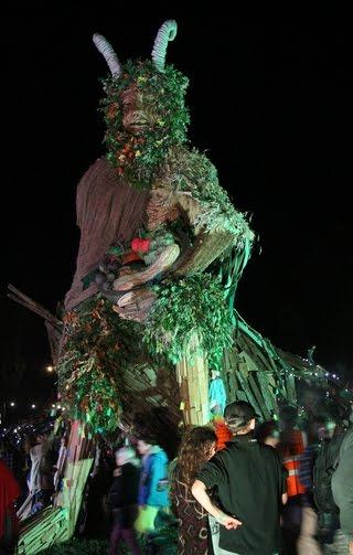 Green Man :2018: Dyn Gwyrdd