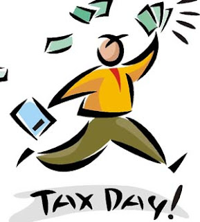 Tax's Month.....