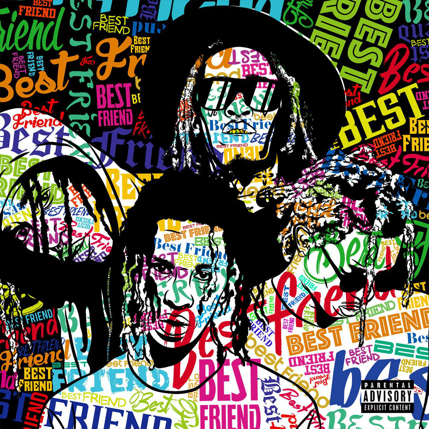 Young Thug - Best Friend - Single Cover