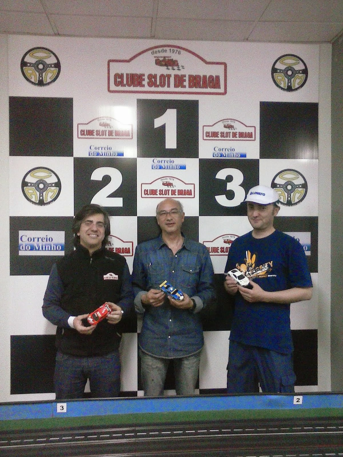 Campeonato Ninco GT 2015