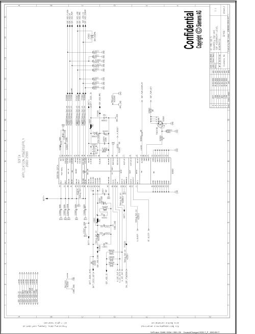 siemens sx1 schematic diagram
