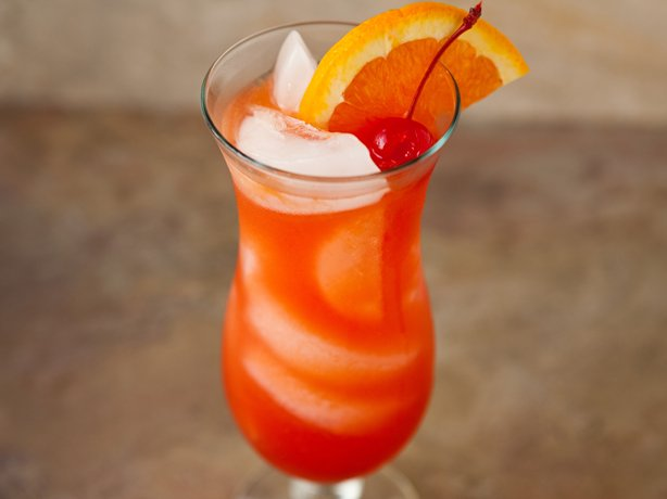 Birthday Hurricane - Top Cocktail Recipes