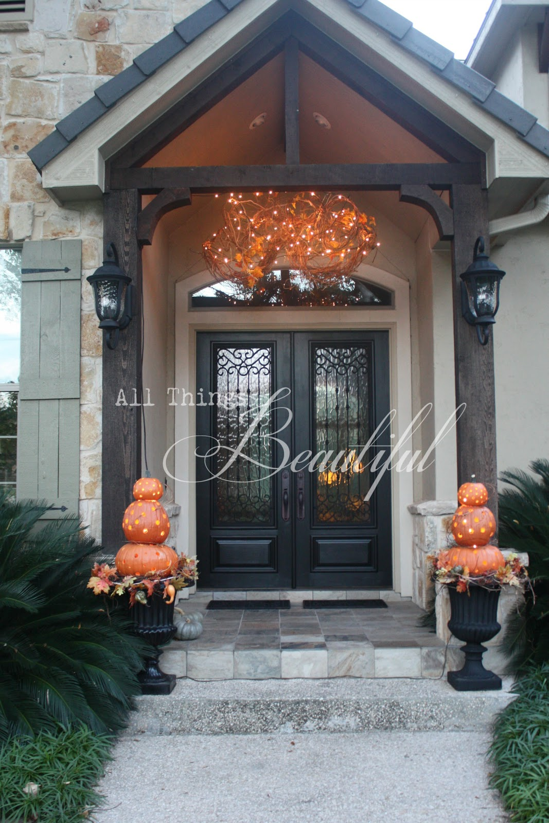 hanging endon outdoor lights lighting light l yg porch