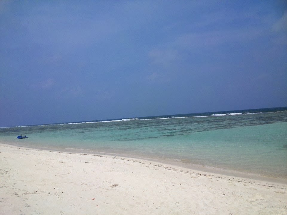 Male Beach Coast