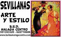 INTENSIVO DE SEVILLANAS EN BSD BAILAS MÁLAGA CENTRO.