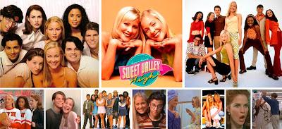 Imágenes de la serie Las gemelas de Sweet Valley