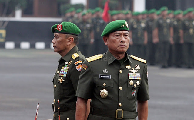 Moeldoko Akan Benahi Sistem Pendidikan di TNI AD