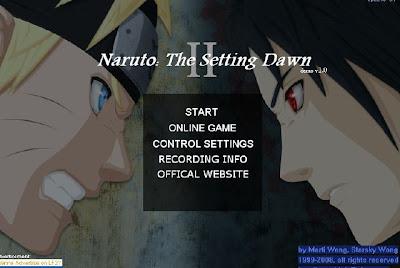 Game Naruto Shippudden NTSD II Terbaru