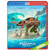 Moana: Un Mar de Aventuras (2016) 3D SBS BRRip 1080p Audio Dual Latino/Ingles 5.1