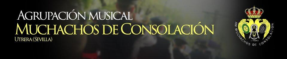 AGRUPACION MUSICAL MUCHACHOS DE CONSOLACION . UTRERA (SEVILLA)