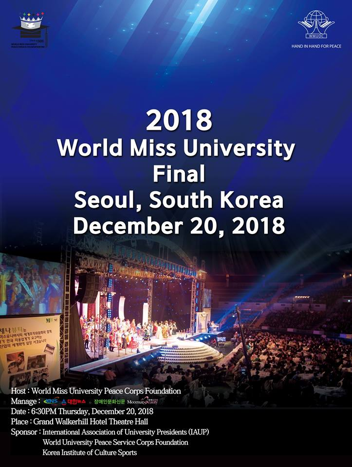 World Miss University 2018