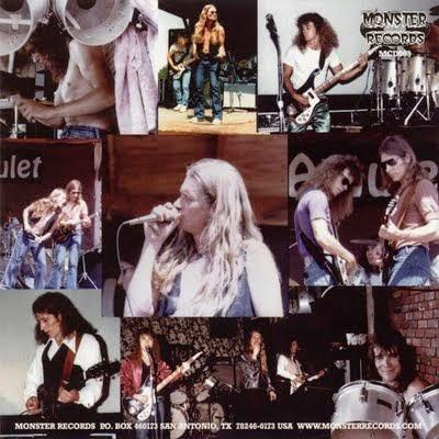 """O """"Amulet"""" foi uma obscura banda de hard rock norte americana, mais precisamente da cidade de Evansville, no estado de Indiana, na Região Centro-Oeste dos Estados Unidos, teve uma carreira bastante breve, mas com tempo suficiente para deixar um registro com as suas composições. O grupo começou as atividades em 1978 como uma banda cover tocando em clubes locais músicas de grupos consagrados do hard rock como ''UFO'', ''Jimi Hendrix'', ''ZZ Top'', ''Van Halen'', etc... O entrosamento os levou a escrever material próprio em 1979, com muita dificuldade devido a falta de dinheiro, o grupo entra no ''Audio Creations'' estúdios localizado na cidade de Paducah no Estado do Kentucky e gravam o seu único álbum, com os músicos tocando ao vivo dentro do estúdio, registrando as canções de forma crua e sem overdubs posteriores. O processo de gravação foi rápido com o álbum sendo produzido pelos próprios membros da banda, mas o resultado final do áudio ficou surpreendentemente bastante limpo e cristalino, dando para se ter uma percepção clara de todos os instrumentos juntamente com a voz. Foi lançado em 1980 em uma única prensagem bem limitada de cópias pelo selo """"Shadow Records"""" tornando-se nos dias atuais uma verdadeira raridade do mundo fonográfico, onde o disco de vinil original em bom estado de conservação alcança tranquilamente o valor entre 330 a 580 euros entre os colecionadores. Em 2000 a gravadora americana ''Monster Records'' localizada na cidade de San Antonio no Estado do Texas, lançou uma edição de forma digital com o áudio remasterizado que rapidamente se extinguiu, pois o CD foi lançado no mercado com a quantidade de cópias limitada a poucos exemplares. Atualmente a única fonte para se obter uma cópia da música e conhecer esse tipo de banda, está nos poucos blogs como esse que se dedicam a recuperar as raridades e um pouco da história das mesmas. """"Amulet"""" traz nove faixas com um hard rock simples e de alto astral, daqueles pra curtir com o volume no talo na companh"""