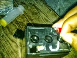 memperbaiki baterai