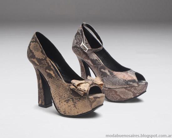 Michelluzzi invierno 2013 zapatos moda