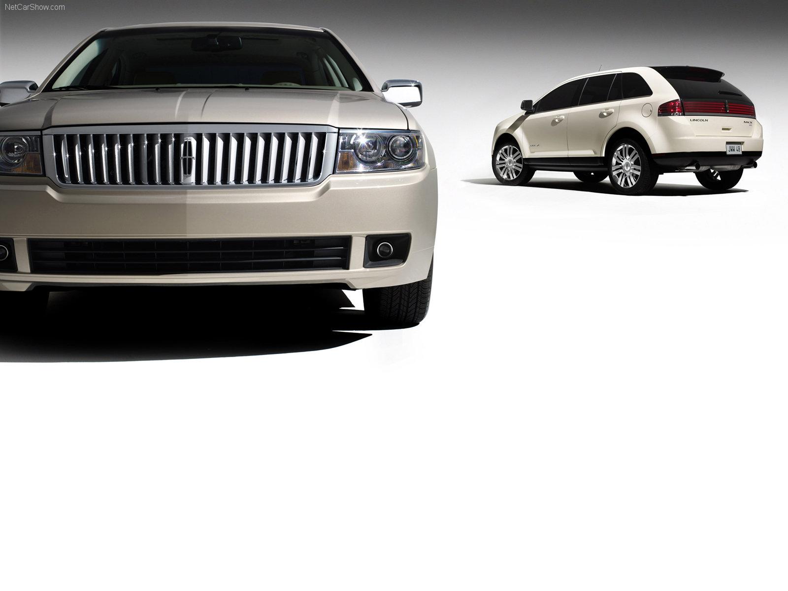 Hình ảnh xe ô tô Lincoln MKX 2007 & nội ngoại thất