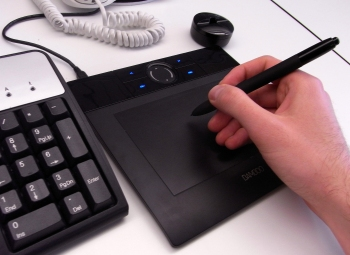 Bamboo Graphics Tablet5
