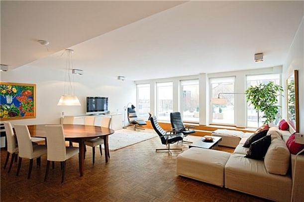 ... apartment interior with minimalist design very simple interior but