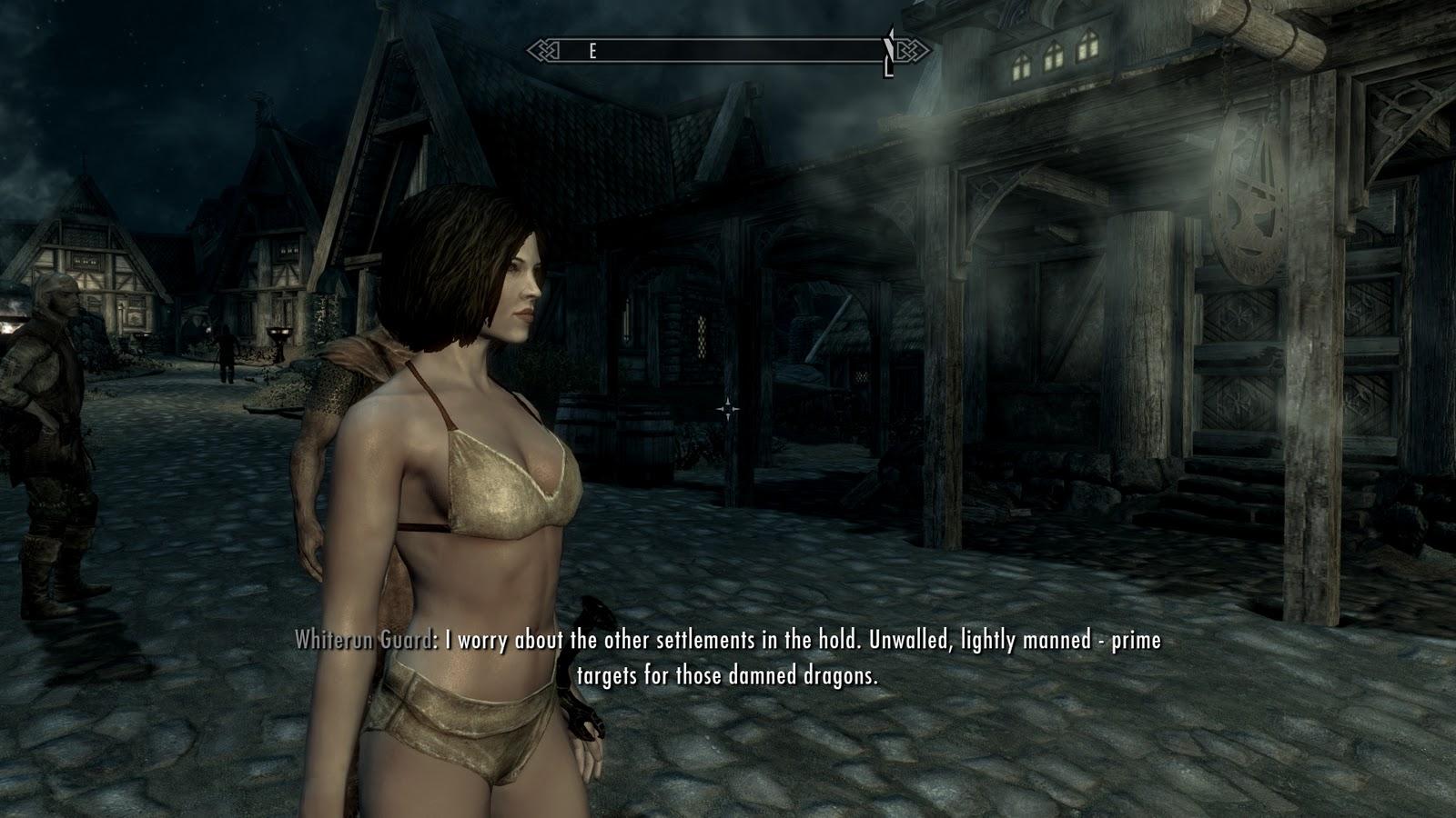 Body mod skyrim female