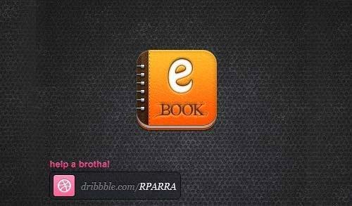 Neat E-Book iPhone App Icon