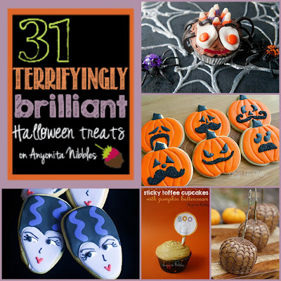 31 Terrifyingly Brilliant Halloween Treats on www.anyonita-nibbles.com