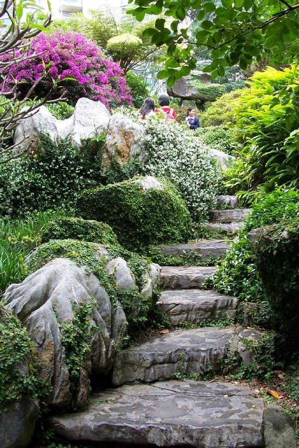 Three Requirements for a \'Healing Garden\'