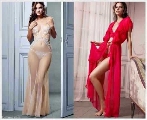 : Victoria Secret'in 2012 İlkbahar Yaz Meleği ''Barbara Palvin